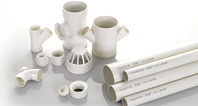 PVC给水排水管有什么优点? PVC管的优势